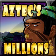 Play Aztec's Millions Mobile Slot Now!