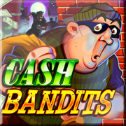 Play Cash Bandits Mobile Slot Now!