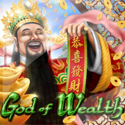 Play God of Wealth Mobile Slot Now!