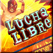 Play Lucha Libre Mobile Slot Now!