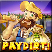 Play Paydirt! Mobile Slot Now!