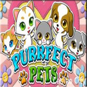 Play Purrfect Pets Mobile Slot Now!