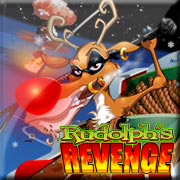 Play Rudolph's Revenge Mobile Slot Now!