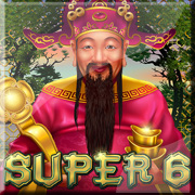 Play Super 6 Mobile Slot Now!