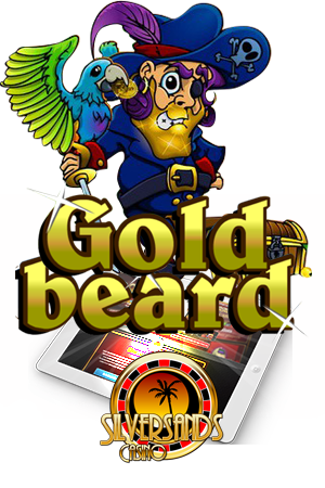Play Goldbeard Slot at Silver Sands Mobile Casino Today!