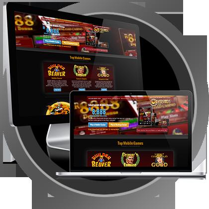 Silversands Online Casino Mobile